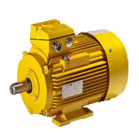 מנועים תלת פאזיים 380/460 VAC - מנועים חשמליים