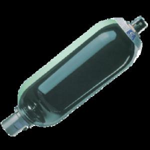 EPE ACCUMULATOR דגם AS 0.7-1.5 - מצברים הידראוליים