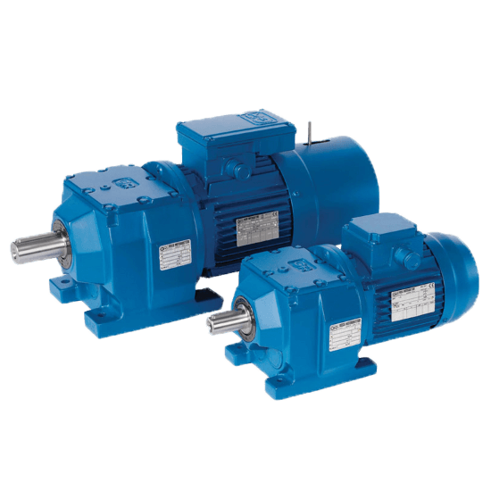ROSSI coaxial gear reducers - גירים / ממסרות