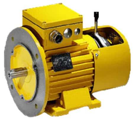 מנועים עם מעצור - מנועים חשמליים