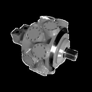 HMHDB400 מנוע רדיאלי כוכבי - מנועים הידראוליים