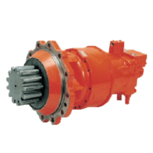 KPM מנוע בוכניות אקסיאלי M2X M5X RG - מנועים הידראוליים