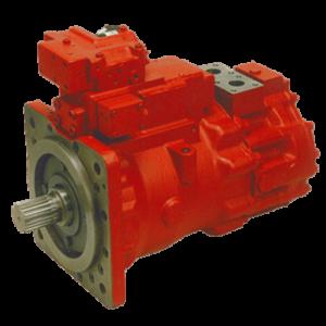 KPM מנוע בוכניות אקסיאלי M3B - מנועים הידראוליים