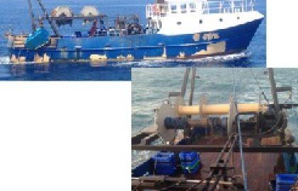 שיפוץ ושדרוג מערכות הדראוליות לספינות דייג
